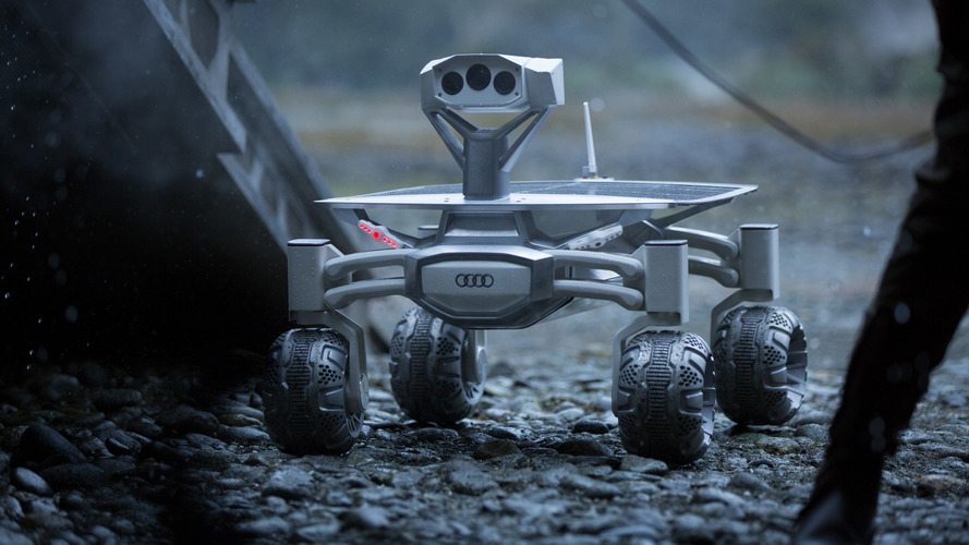 Audi Lunar Quattro Rover Will Appear In Alien: Covenant