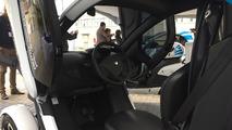 Renault Twizy - Porto Seguro