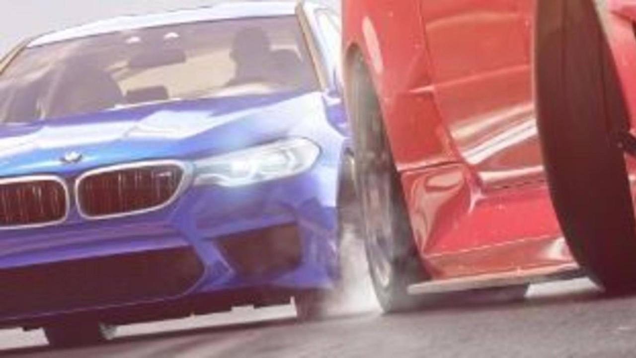 BMW M5 NFS