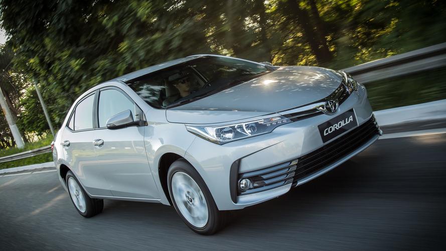 Novo Toyota Corolla brasileiro chega aos países vizinhos em versões exclusivas