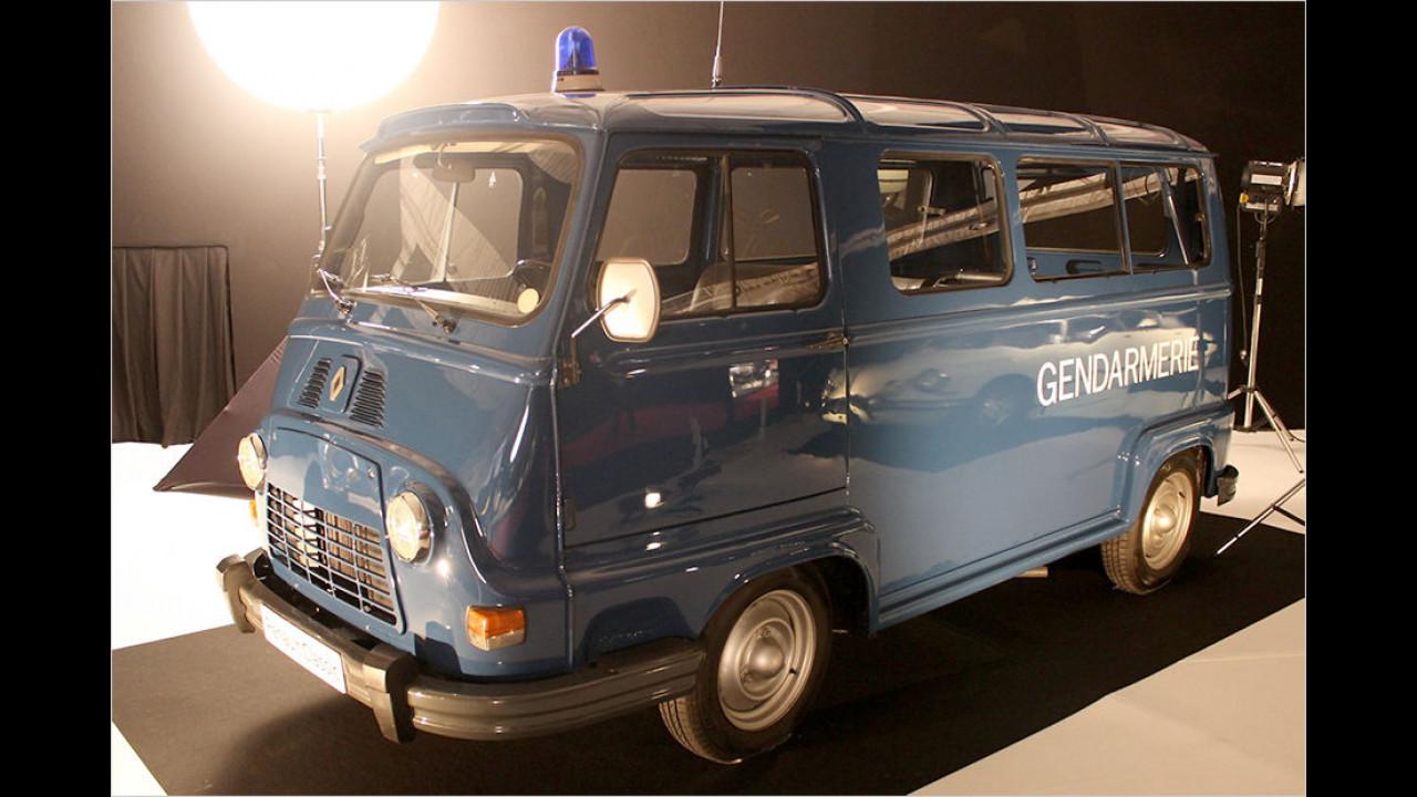 Renault Estafette: Balduin, der Heiratsmuffel (1968)