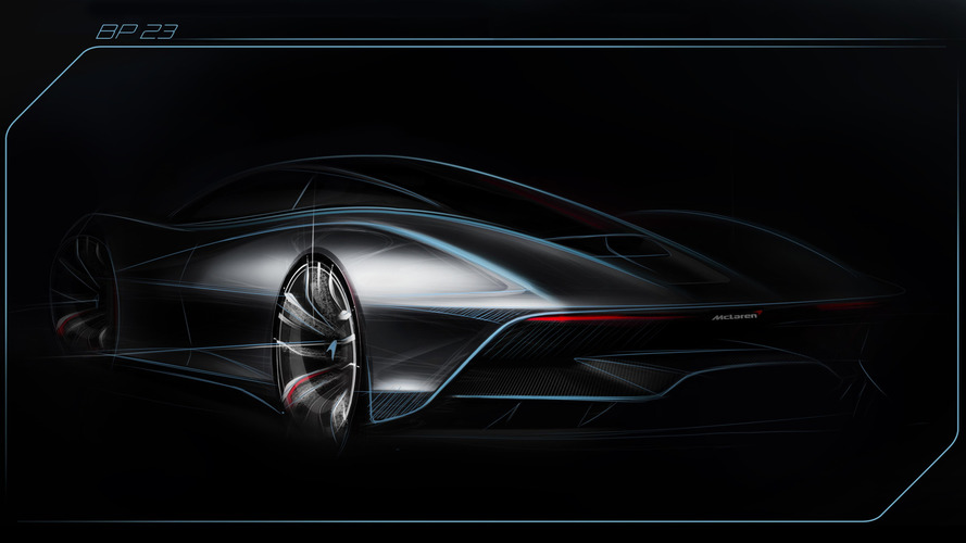 McLaren Hyper-GT Teased, Most Aerodynamic McLaren Road Car Ever