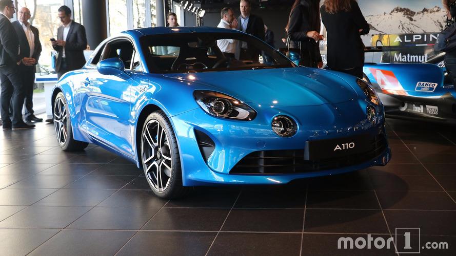Alpine prépare son rival du Porsche Macan !