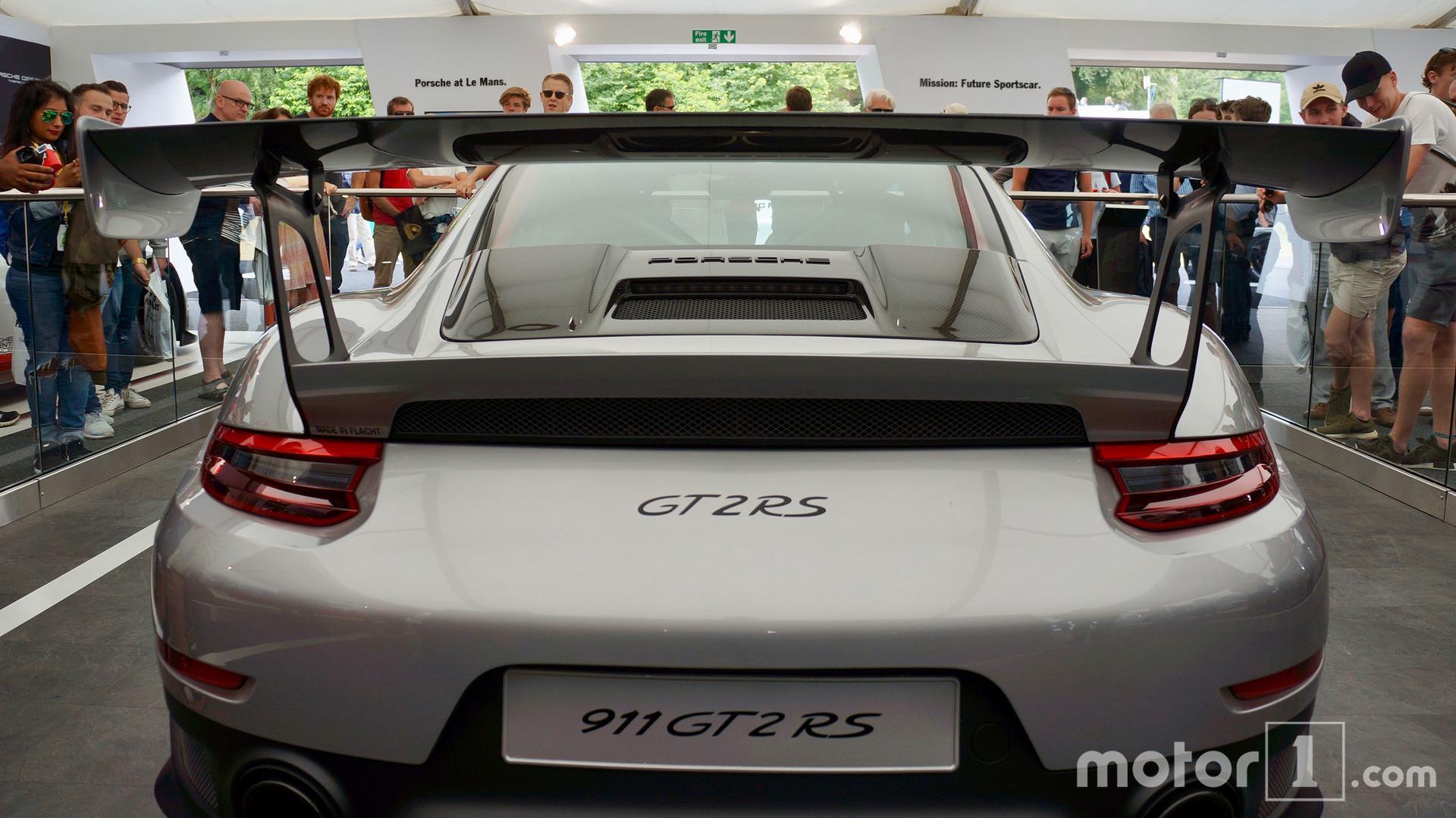 porsche-911-gt2-rs-goodwood-2017 Gorgeous Porsche 911 Gt2 Rs Essai Cars Trend