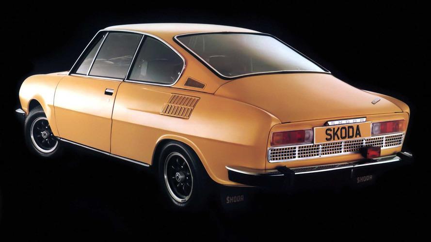 Skoda Plotting Electric Sports Car Inspired By 110 R