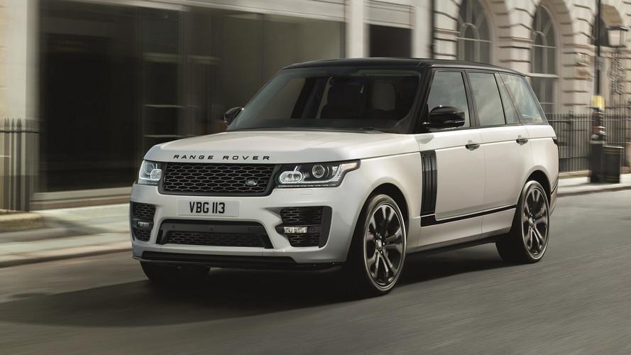 Un nouveau pack SVO pour le Range Rover