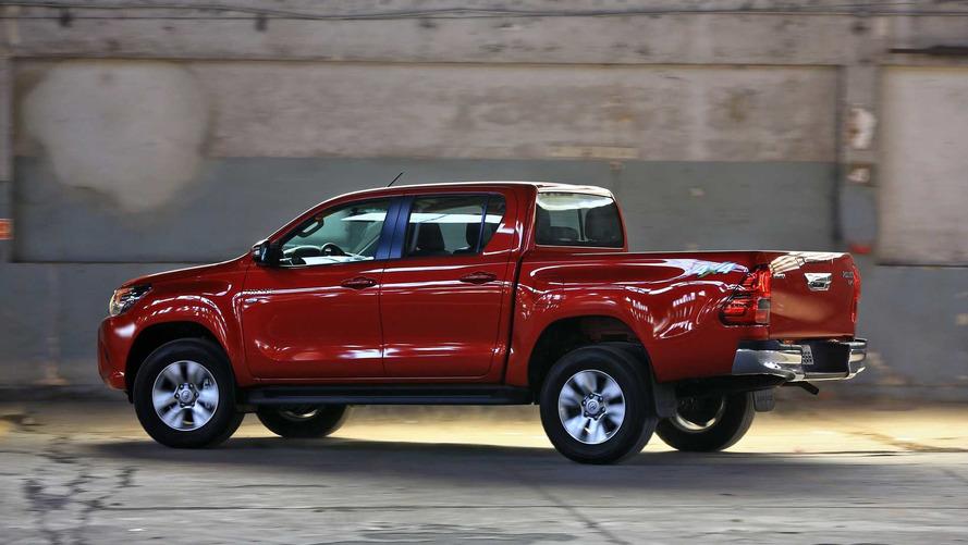 Toyota Hilux e SW4 também sobem de preço na tabela de julho