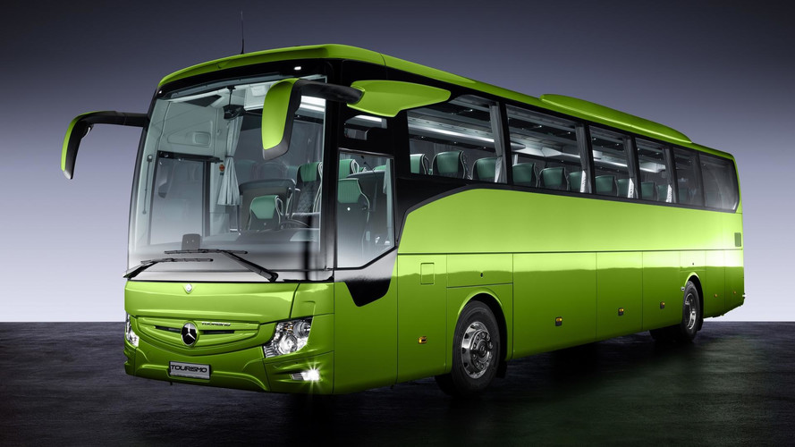 This Is Literally The New Mercedes Of Coach Buses [83 Photos]