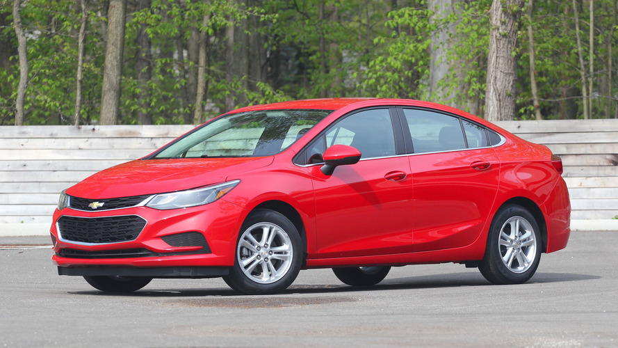 2017 Chevy Cruze Diesel: Review