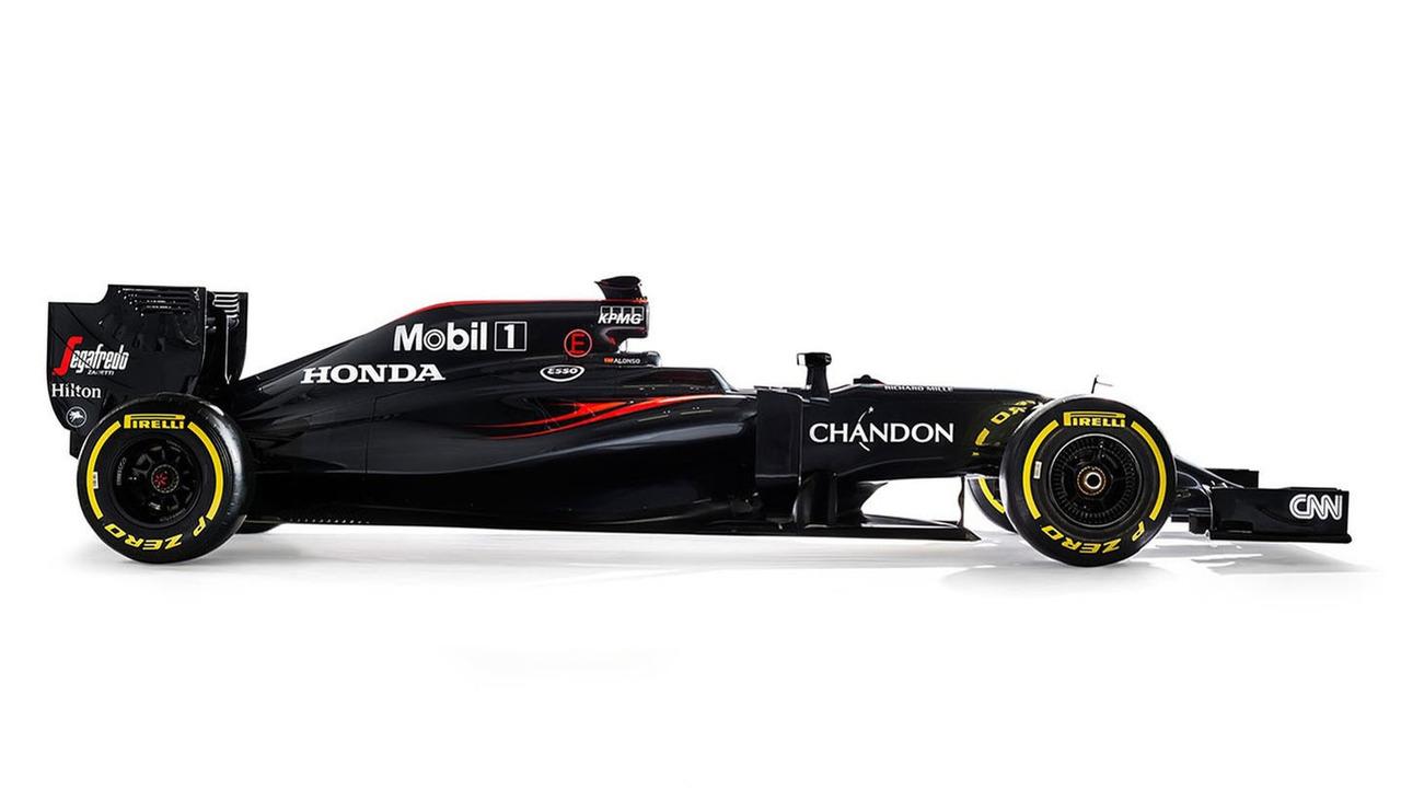 McLaren F1 2016