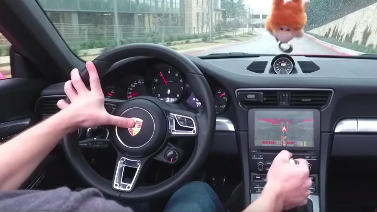 Jeux Doom Porsche 911