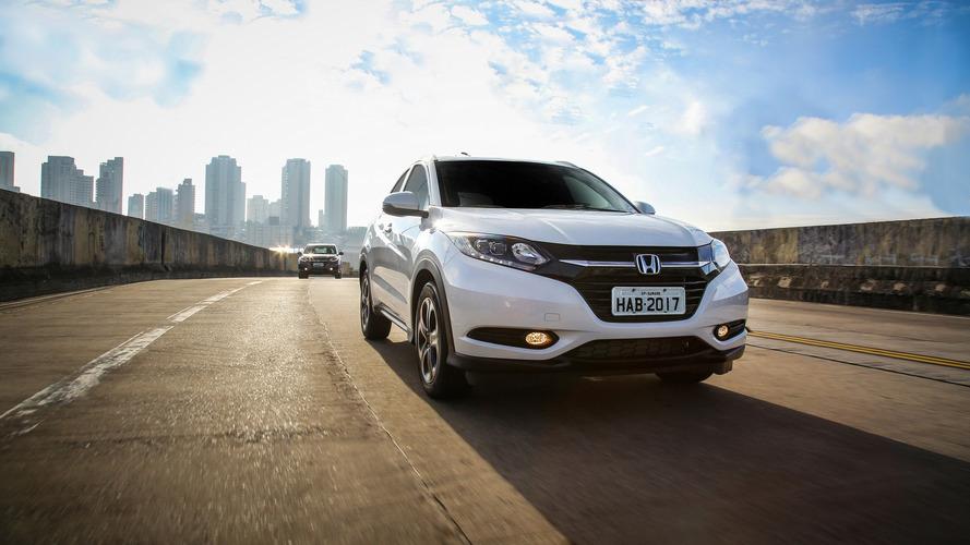 Honda HR-V fica até R$ 2 mil mais caro na linha 2018