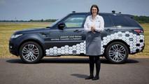 Land Rover Range Rover Sport otonom prototip