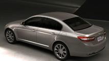Hyundai Concept Genesis