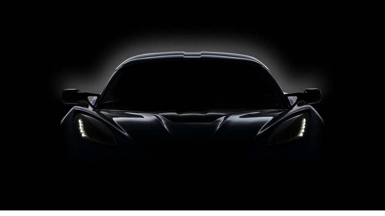 Detroit Electric sports car teaser image 19.3.2013