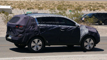 2015 Kia Sportage facelift spied for the first time