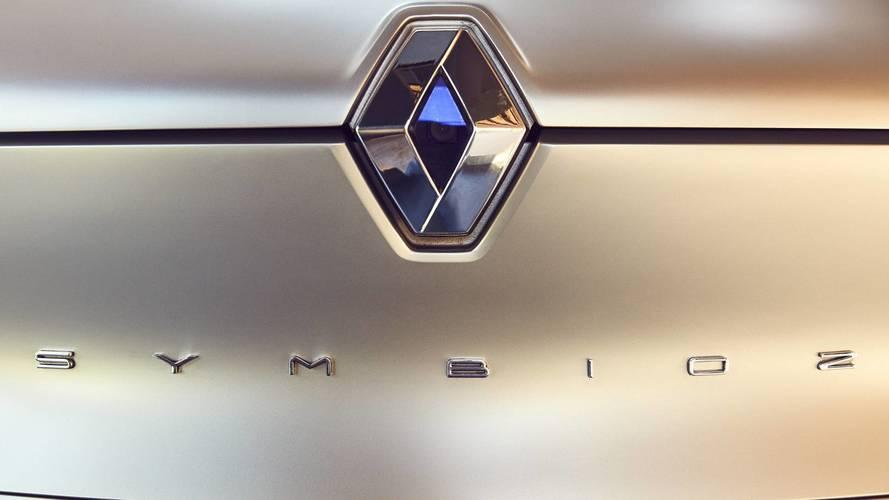 Renault Symbioz Demo Car (2018)