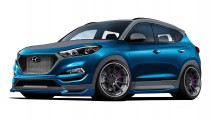 Hyundai Tucson Sport, quella di Vaccar è per chi vuole farsi notare