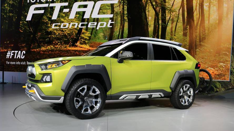 Toyota FT-AC Concept Will Record Every Minute Of Your Adventure