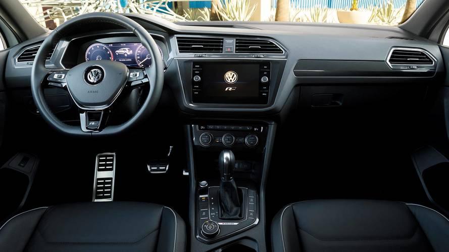 2018 Volkswagen Tiguan R-Line Csomag