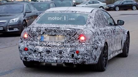 Yeni BMW M3'ün ilk casus fotoğrafları geldi