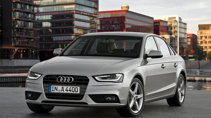 2014 Audi A4 TDI confirmed for the U.S. - report