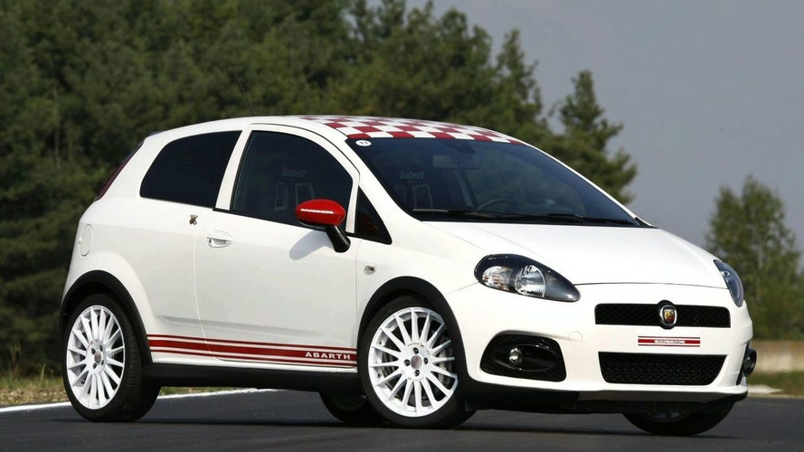 Fiat Grande Punto Abarth SS to Make Debut at Bologna