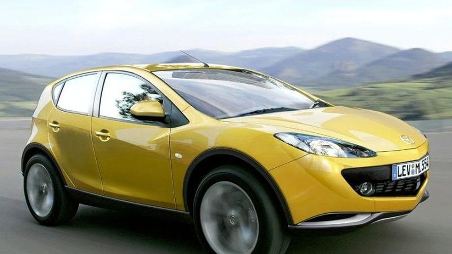 Mazda Plans Small RWD SUV