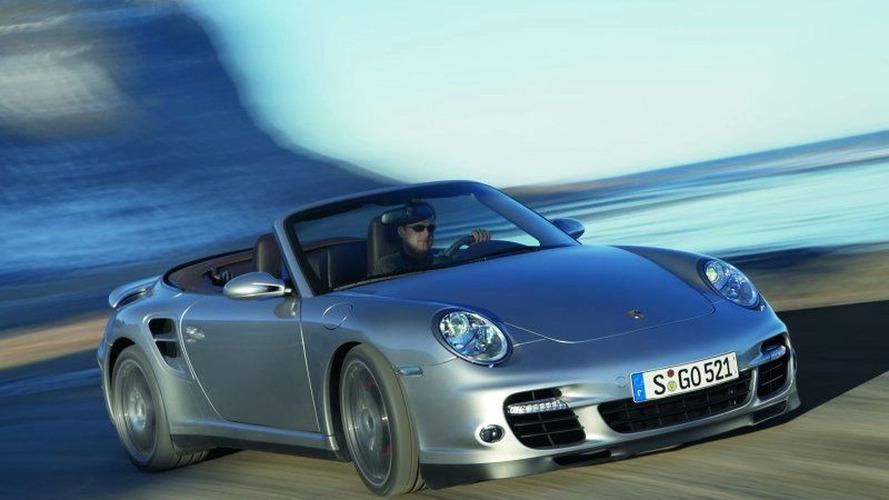 Porsche 911 Turbo Cabriolet Test Drive