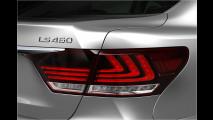 Neuer Luxus-Lexus