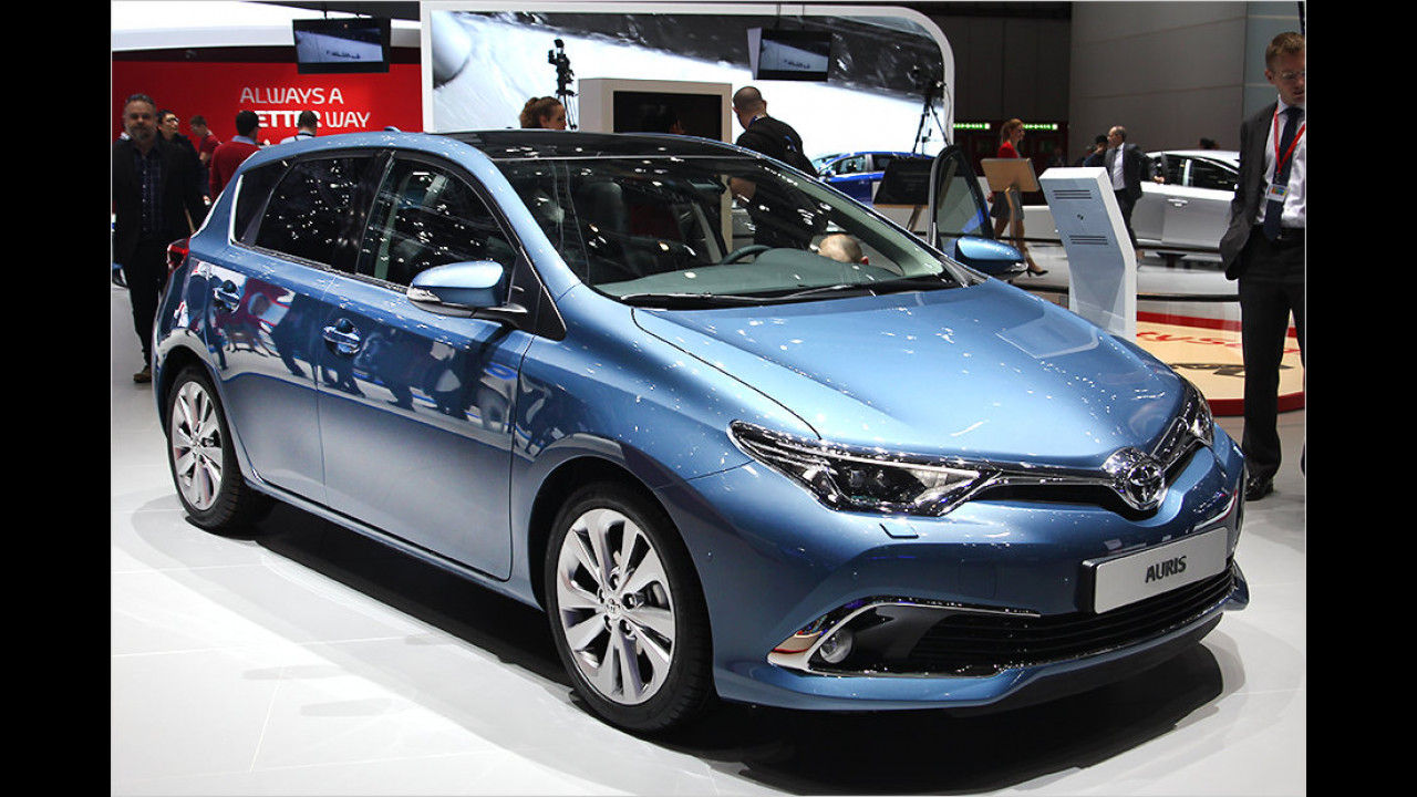 Endlich Turbo-Toyotas