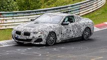BMW 8 Serisi casus fotoğrafları