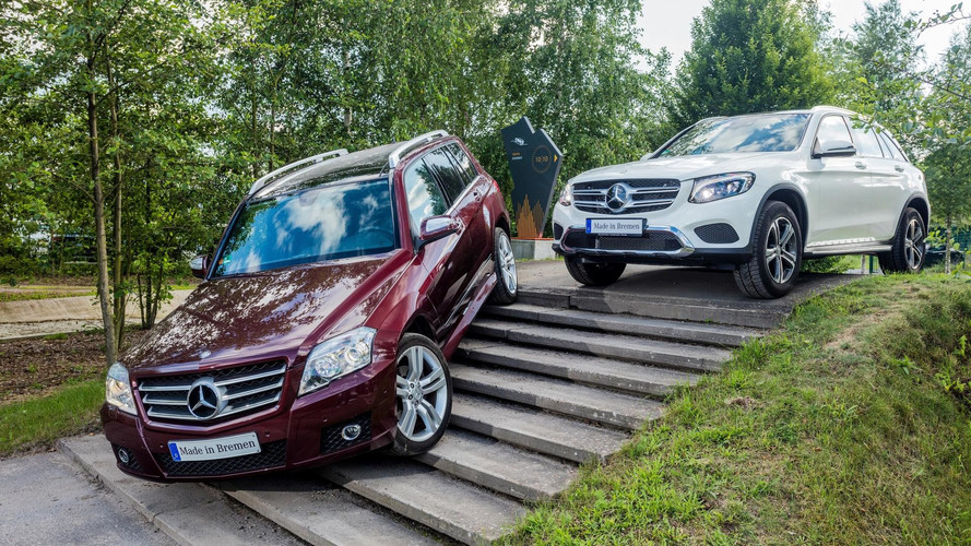 Mercedes GLK / GLC Sales Hit One Million Since 2008 Launch