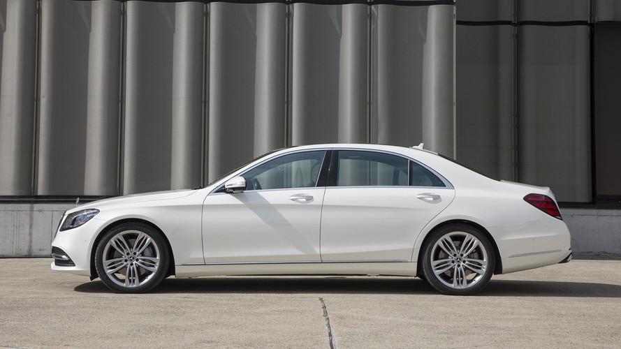 Mercedes S-Serisi'nin elektrikli versiyonu 2020'de geliyor