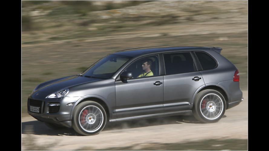 Cayenne wird noch schärfer: Porsche Cayenne GTS im Test