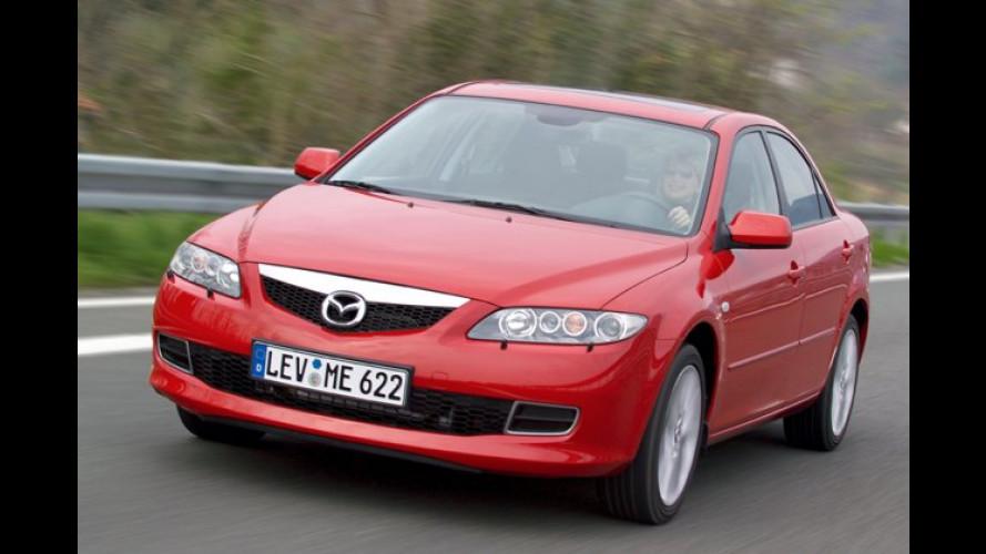 Mazda 6 als Sondermodell mit vielen Ausstattungsextras