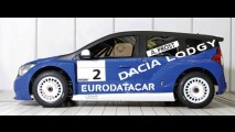 Dacia apresentará 1º monovolume em 2012