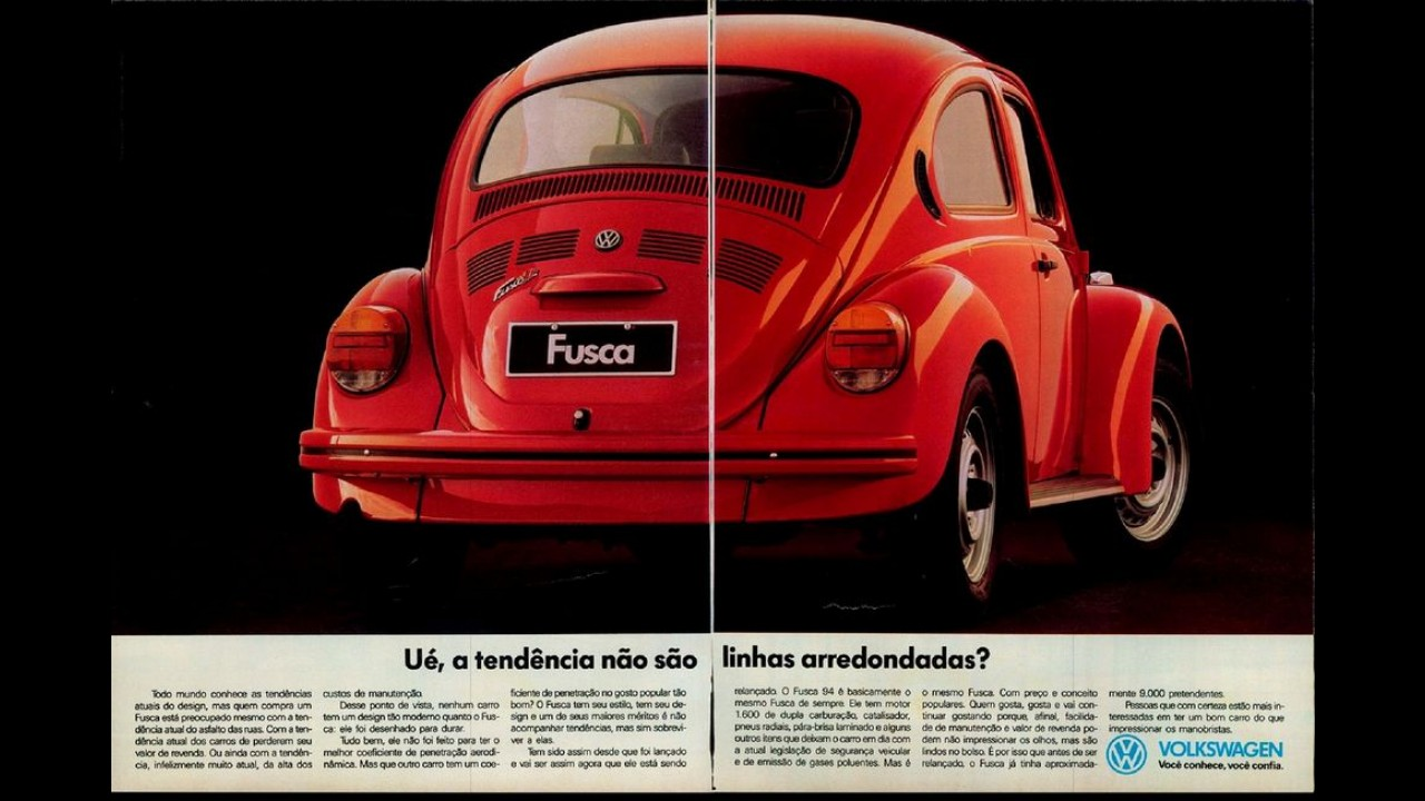 """Carros para sempre: Fusca """"Itamar"""" marcou a volta dos populares"""