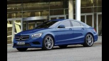 Confirmado: Novo coupé compacto da Mercedes a caminho
