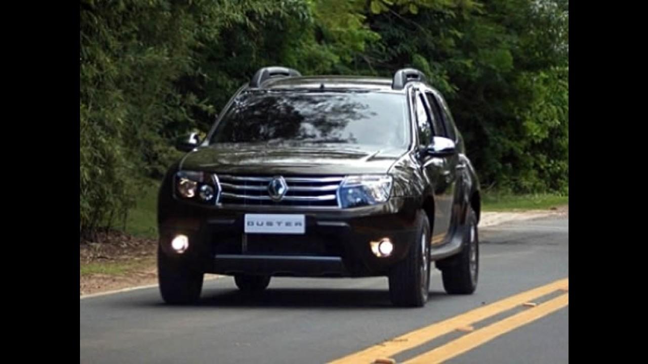 Renault Duster terá motor 2.0 16V... na Rússia