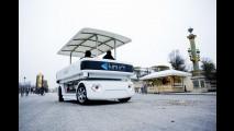 Cingapura testa primeiro carro elétrico sem motorista do mundo
