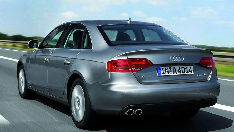 Audi A4 TDI Concept e Consumes 3.99 liters/100 km (58.95 US MPG)
