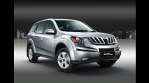 SUV indiano: Mahindra apresentará XUV500 no Salão do Automóvel em outubro
