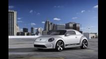 Salão de Detroit: Volkswagen apresenta elétrico E-Bugster Concept