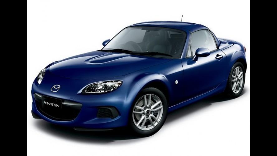 Fiat e a Mazda fecham parceria e resultados podem chegar ao Brasil