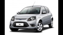 Ford Ka 2012 chega às lojas em agosto - Preços começam em R$ 25.590