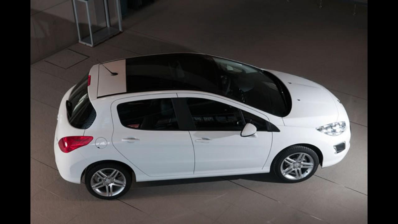Novo Peugeot 308 - Fotos oficiais