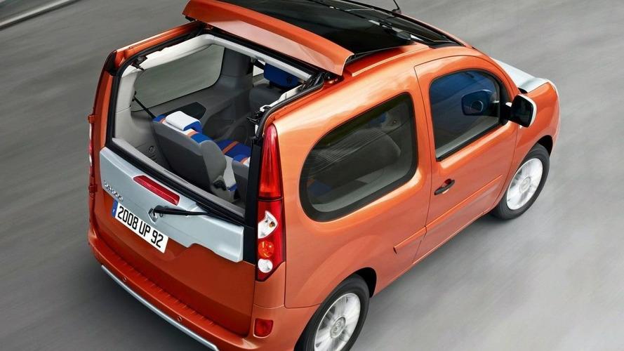Renault Kangoo Be Bop Revealed Ahead of Paris Debut