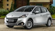 Novo Peugeot 208 2017