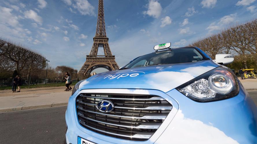 Hyundai - Un nouveau SUV à hydrogène à Genève